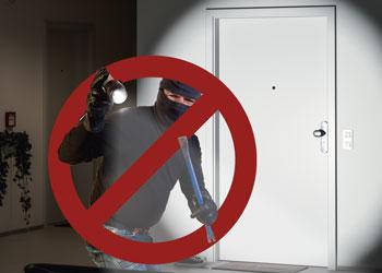Einbruchschutztüren